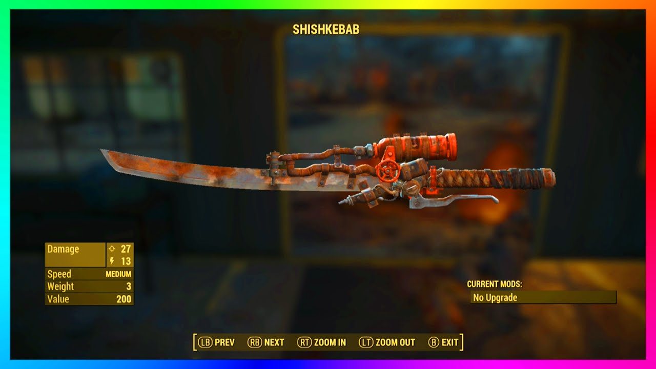 Fallout 4 Ultimate Rare Melee Weapons Guide  Best Fallout