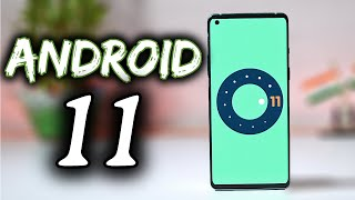 Official Oxygen OS Android 11 Developer Preview 1 for Oneplus 8 & 8 Pro