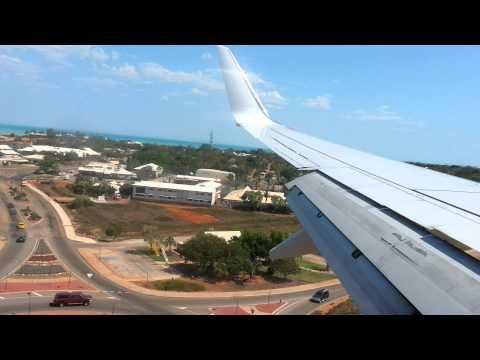 Landing in Broome Western Australia  20131002 144059