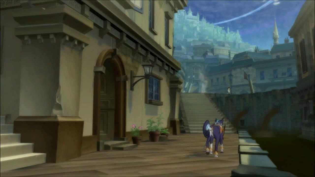 Tales of Vesperia - Episode 1