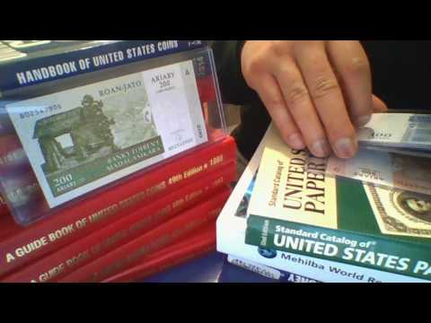 Madagascar Ariary Francs 100 200 500 World Paper Money Banknotes