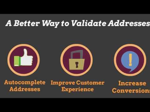 Addrexx - Address Validation