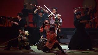 悲運の死を遂げた武将・太田道灌を舞劇化した作品。 2014年2月1日に公演...
