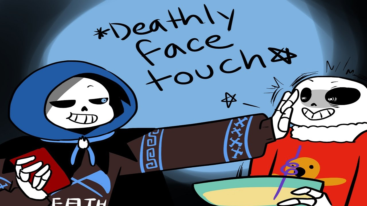 Christmas Party AU Part 21 (The One Where Reaper Sans Kills ...