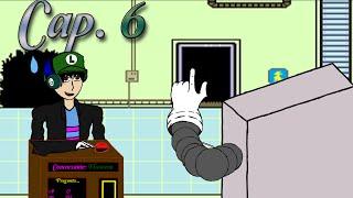 Gameplay - Undertale Cap. 6: Las preguntas de Mettaton.