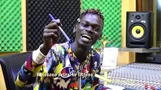 #FRESHKID#WOLOKOSO. Fresh Kid Song Writer (14K BWONGO) explains the magic  -  MC IBRAH INTERVIEW