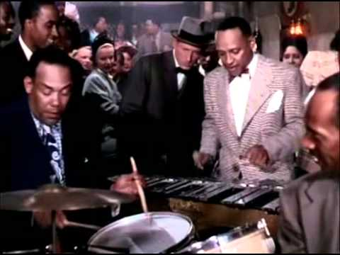 Louis Armstrong, Lionel Hampton   inst 1948 A Song Is Born