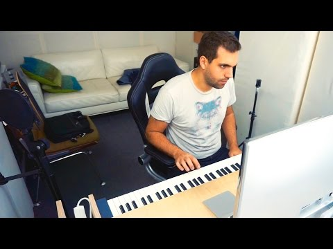 PRODUCING A TROPICAL DEEP HOUSE TRACK FROM SCRATCH step by step tutorial