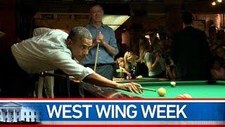 Repeat youtube video West Wing Week 07/11/14 or,
