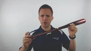 Review: SSK Professional Grade Maple Wood Youth Baseball Bat (JB9)