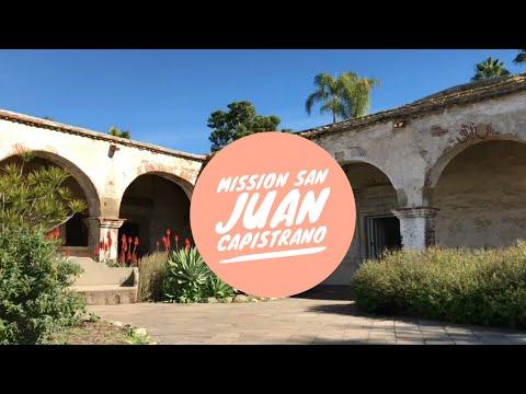 California Mission San Juan Capistrano
