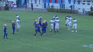 Palatka High Panthers vs Ponte Vedra Sharks 9-1-17