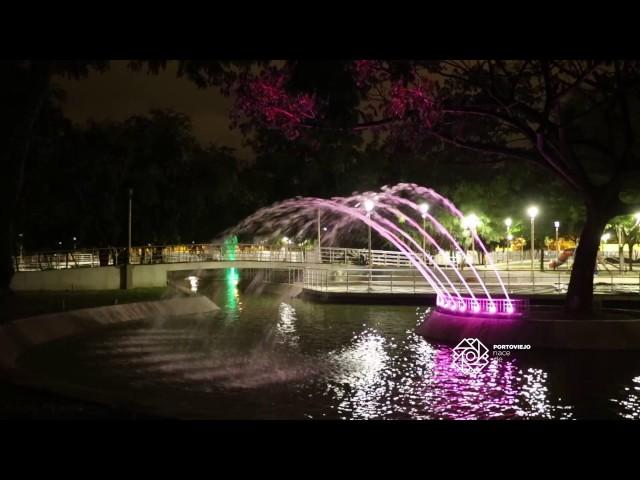 Parque la Rotonda nuevo destino turístico del Ecuador