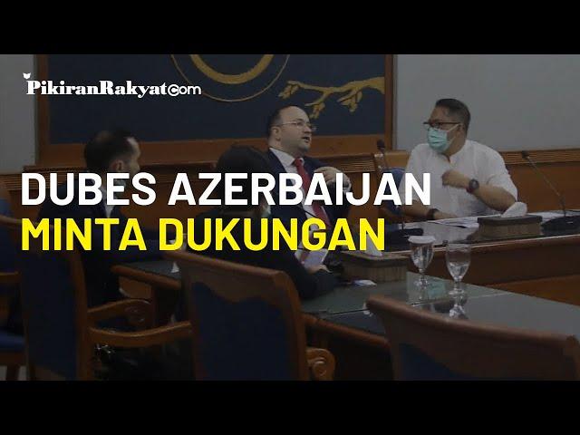 Konflik Azerbaijan-Armenia, Duta Besar Minta Dukungan Solidaritas Negara Muslim