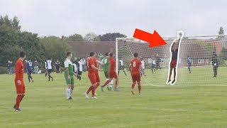 """MANNY IN GOAL!!!"" S3 