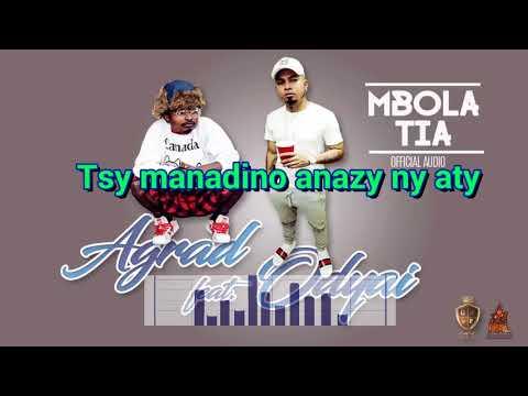 ODYAI ft. AGRAD - MBOLA TIA - [Lyrics]