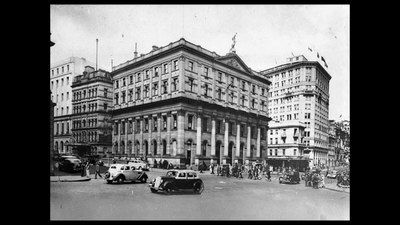 Pictures of Old Sydney - YouTube
