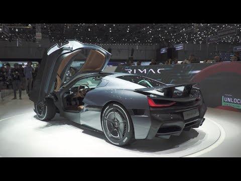 Yli 1900 hv ja yli 400 km/h – sähköautot tulevat superautomarkkinoille (Teknavi 2018)