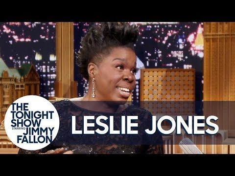 Jimmy Fallon vs. Leslie Jones Got To Backup Dance for Jennifer Lopez