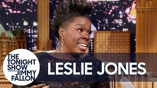 Leslie Jones Got to Backup Dance for Jennifer Lopez