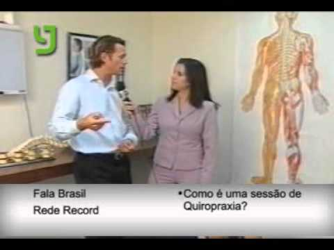 "Present on ""Fala Brasil"" - Record Channel"