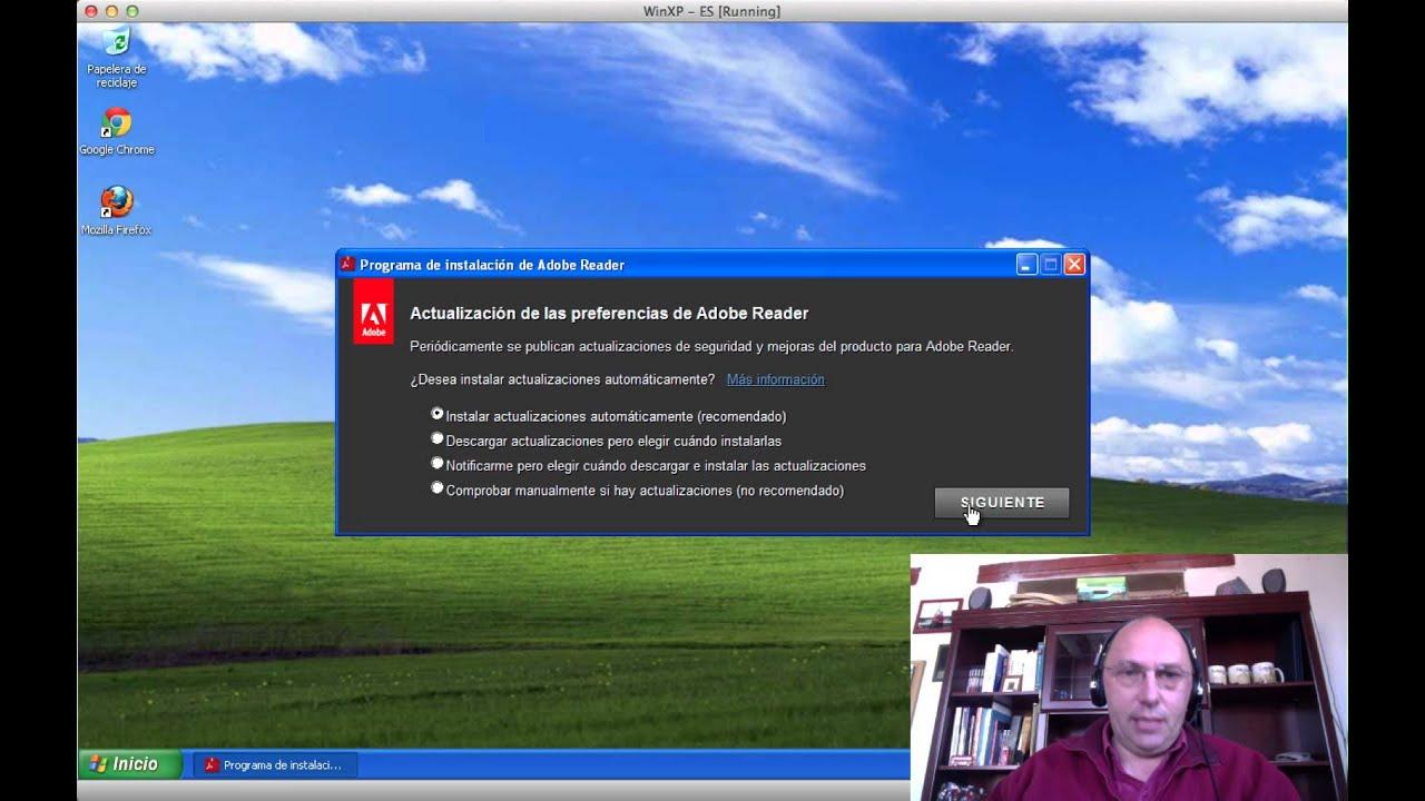 adobe pdf reader for windows xp