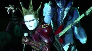 2010/10/29 fri 22:00 閣下のMC→「蝋人形の館」