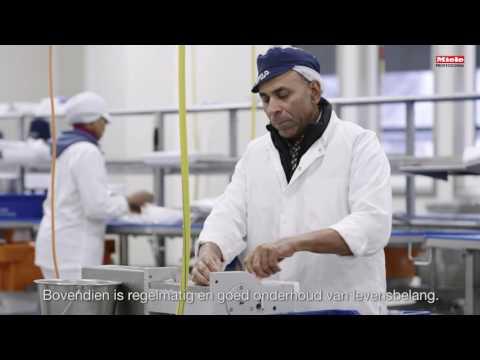Service van professionele wasmachines in food industry bij Schmidt Zeevis Rotterdam