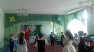 """Песня и танец для мамы. Детский  сад 61 """"Звездный"""". Павлоград."""