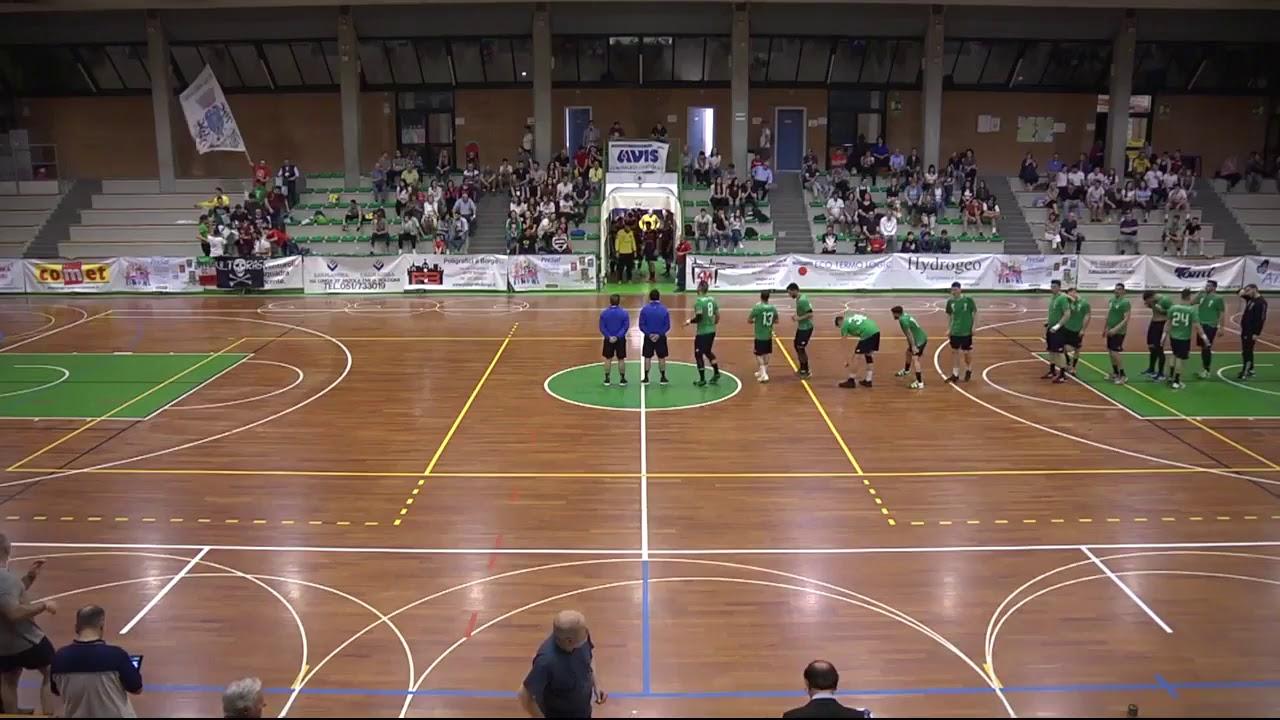 Serie A1M [Play-Off 9^]: Bologna - Conversano 21-30
