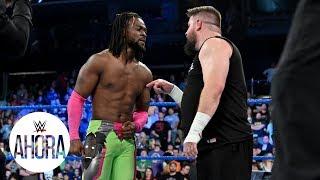 Resultados de Raw y SmackDown LIVE: WWE Ahora, Feb 27, 2019