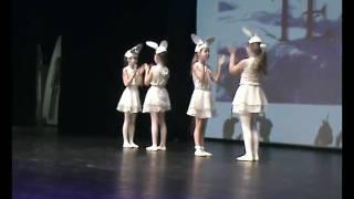 """"""" Терек""""  танец """" Зайцы"""" и """"Кадриль"""""""