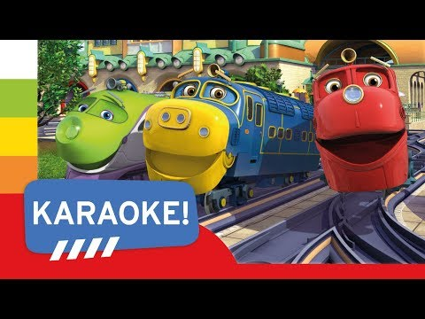 Chuggington - Karaoke Compilation - Cartoons for Children