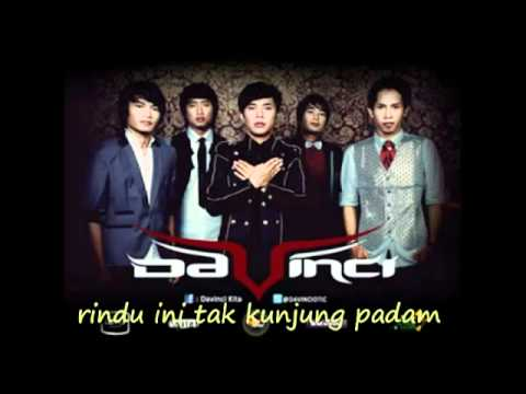 Davinci   RINDU MERANA lyrics on screen mpg   YouTube