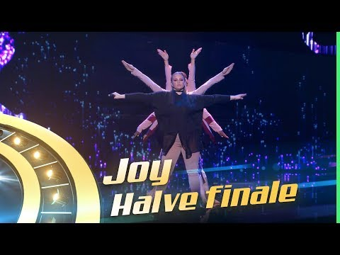 The Greatest - Sia Cover By: Joy  HALVE FINALE