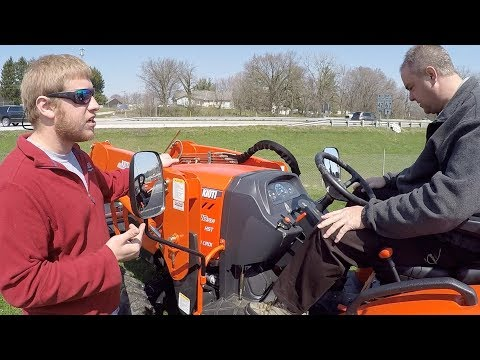 Kioti - Super Equipped, Absolutely! Test Drive CK3510SE & CK4010SE Compact Tractors