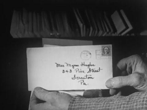 The United States Postal Service - 1938 - CharlieDeanArchives / Archival Footage