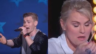 [English-Vietsub] Patrick Jørgensen: bài hát rap cực kỳ xúc động tặng người mẹ đã khuất: Norway's GT