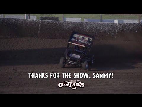 Sammy Swindell: Thanks for the Show!