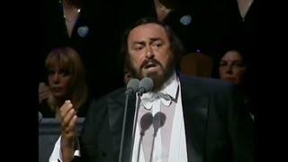 """Luciano Pavarotti-""""Di quella pira"""" Llangollen 1995"""