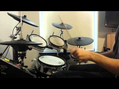 Death Parade OP Full - Flyers - Drum Cover