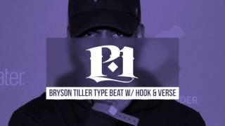 bryson tiller type beat with hook 2017 luv u down pain 1 x komo