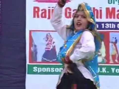 solo female dance prize winner
