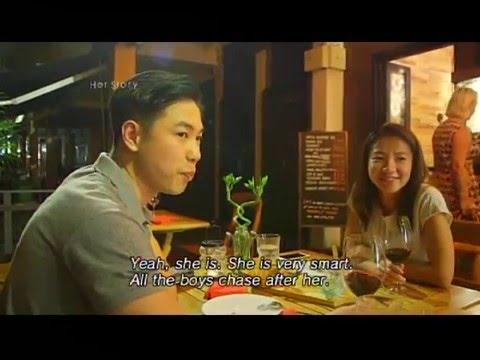 "NHK ""Her Story"" Chef Janice Wong Singapore"