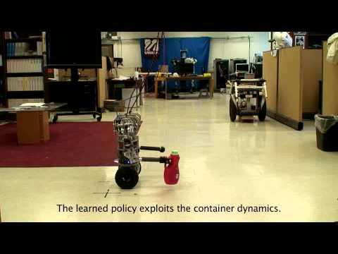 uBot-5 Dynamic Lifting