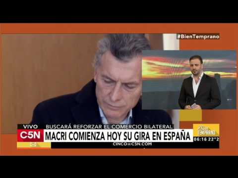 C5N - Agro: Macri busca recuperar el mercado del biodiesel