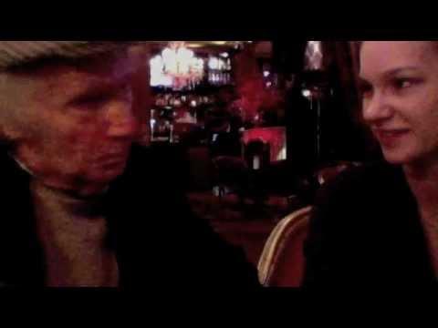 Hilary Hahn interviews Ivry Gitlis