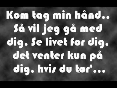 Sarah West - Tag Min Hånd Lyrics