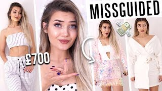 I SPENT £700 ON MISSGUIDED! IS IT WORTH IT!?