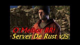 Server de rust v25 Loot ++ 2017 Atualizado